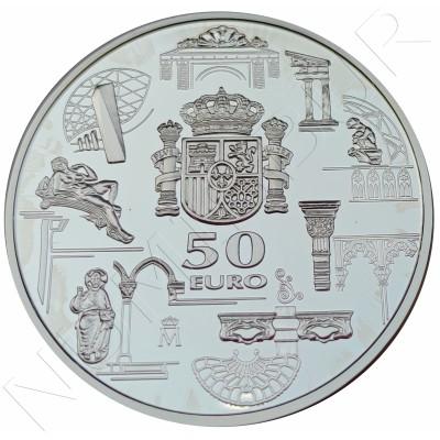 50€ SPAIN 2003- First anniv. of Euro