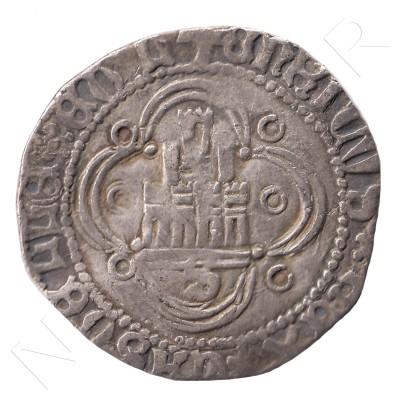 1/2 Real ESPAÑA 1368 - 1379 | Enrique II SEVILLA #18
