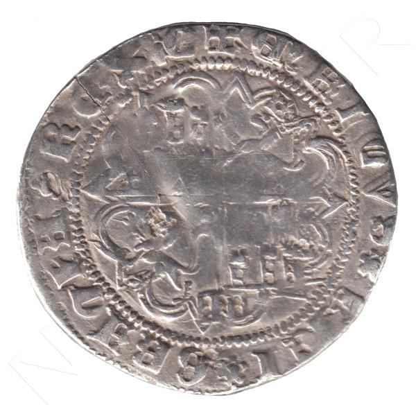 Anagrama ESPAÑA 1454-1474 | Enrique IV  SEGOVIA #110
