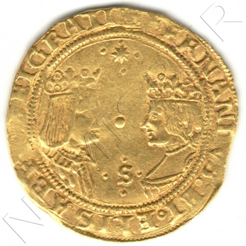 Doble excelente SPAIN 1474-1504 | Sevilla