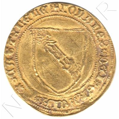 REINO CASTILLA | Dobla de la banda SEVILLA  1406 - 1454