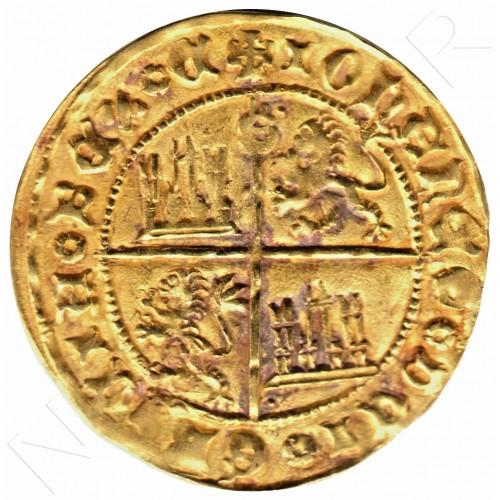 REINO CASTILLA | Dobla de la banda SEVILLA  1406 - 1454 #3