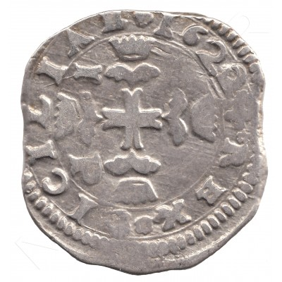 3 tari SPAIN 1622 - Felipe IV MESSINA