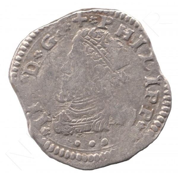 3 tari ESPAÑA 1622 - Felipe IV MESSINA