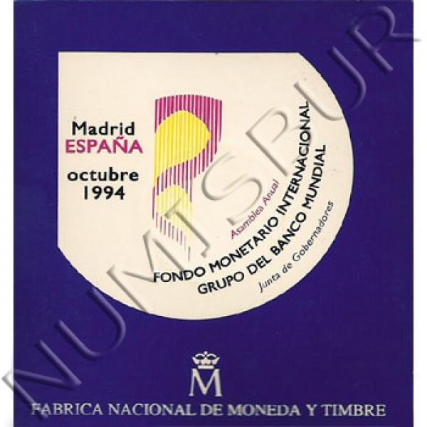 2000 pesetas ESPAÑA 1994 - Fondo monetario