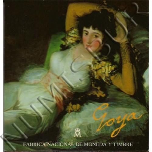 2000 pesetas ESPAÑA 1996 - Goya
