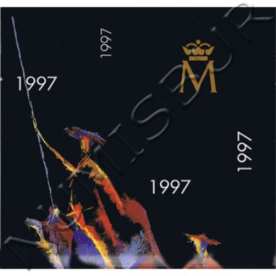 2000 pesestas ESPAÑA 1997 - Don Quijote