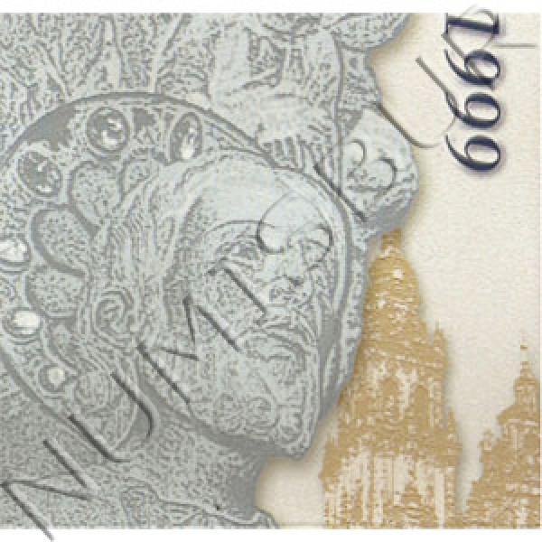 2000 pesetas ESPAÑA 1999 - Xacobeo
