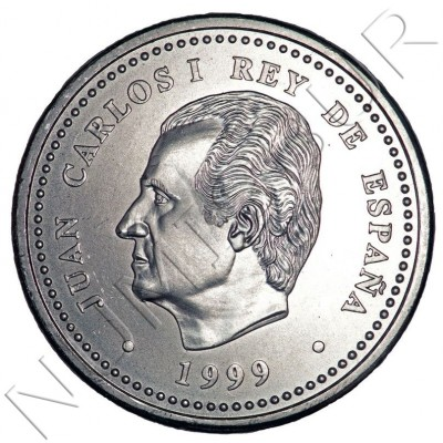 2000 pesetas SPAIN 1999 - Xacobeo