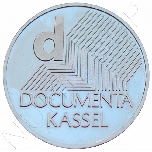 "10€ GERMANY 2002 - ""Documenta"" Literature Fair"