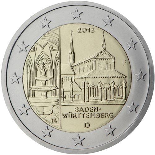 2€ GERMANY 2013 - Baden-Wurtemberg