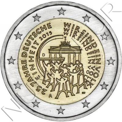 2€ ALEMANIA 2015 - Reunificacion Alemana