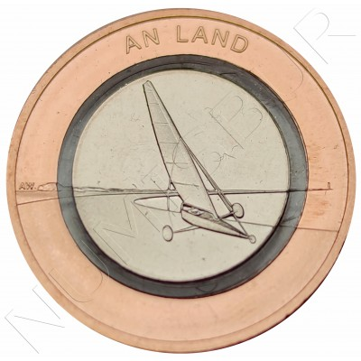 """10€ GERMANY 2020 - AN LAND """"G"""""""