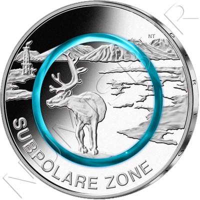 5€ GERMANY 2020 - Reindeer Zone Subpole