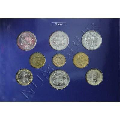 Euroset ANDORRA 2002 - BU