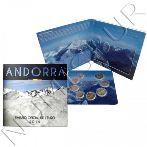 Euroset ANDORRA 2014 - BU