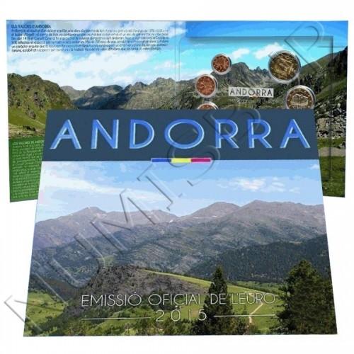 Euroset ANDORRA 2015 - BU