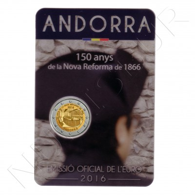 2€ ANDORRA 2016 - 25 years of radio TV