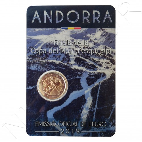 2€ ANDORRA 2019 - End of the Ski World Cup