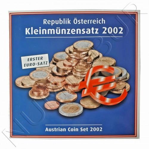 Euroset AUSTRIA 2002 - BU