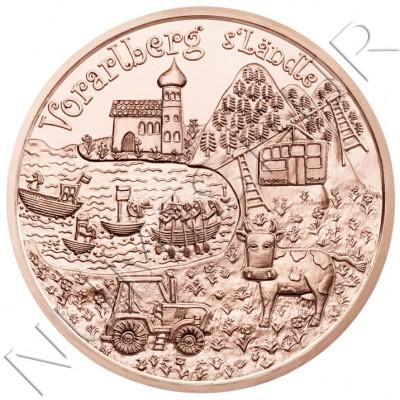 10€ AUSTRIA 2013 - Vorarlberg