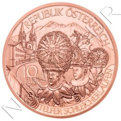 10€ AUSTRIA 2014 - Tirol