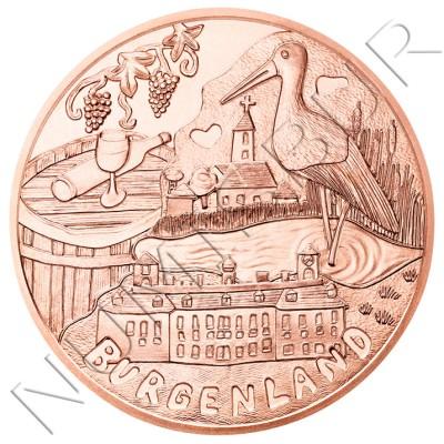 10€ AUSTRIA 2015 - Burgenland