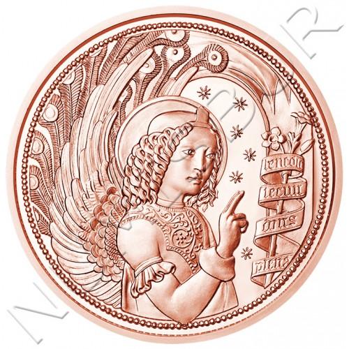 10€ AUSTRIA 2017 - El angel revelador Gabriel
