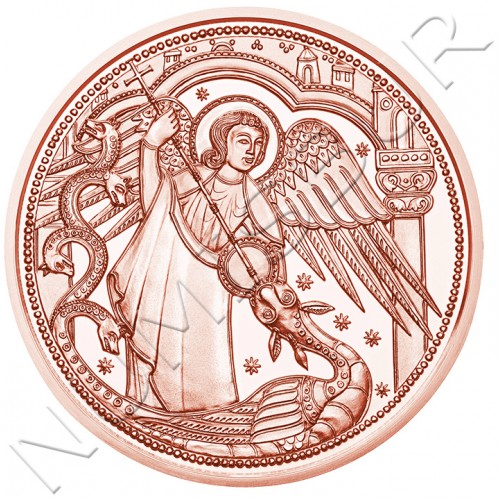 10€ AUSTRIA 2017 - La proteccion del angel Michael