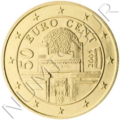 50 cents AUSTRIA 2017 - S/C