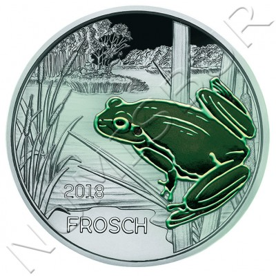 3€ AUSTRIA 2018 - Rana