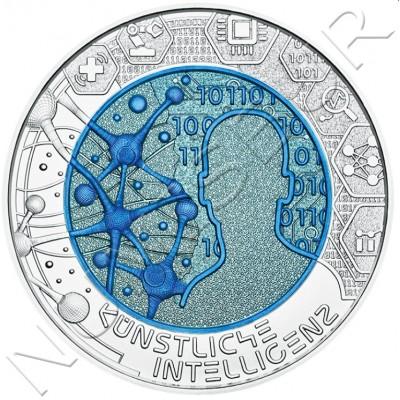 25€ AUSTRIA 2019 - Artificial inteligent