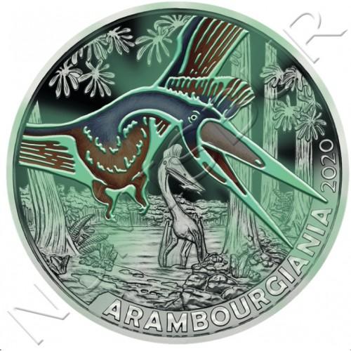 3€ AUSTRIA 2020 - Arambourgiania