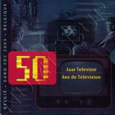 Euroset BELGICA 2003 - BU