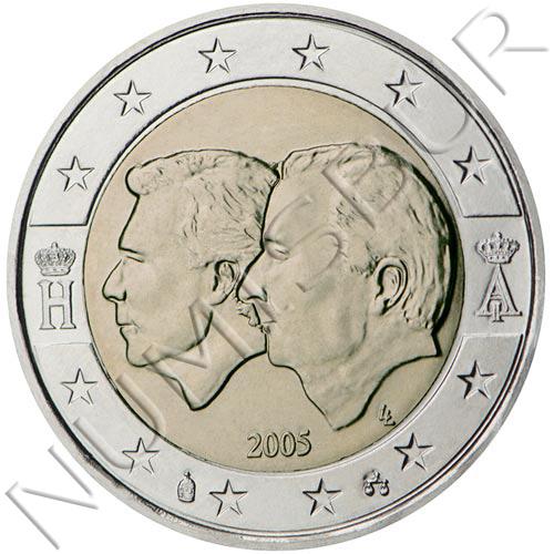 2€ BELGICA 2005 - Union economica