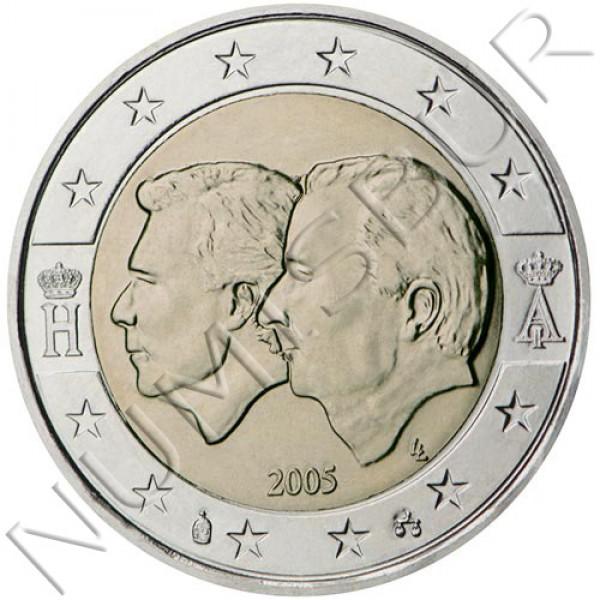 2€ BELGIUM 2005 - Economic union