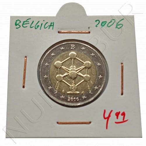 2€ BELGIUM 2006 - Atomium (CIRCULATED)