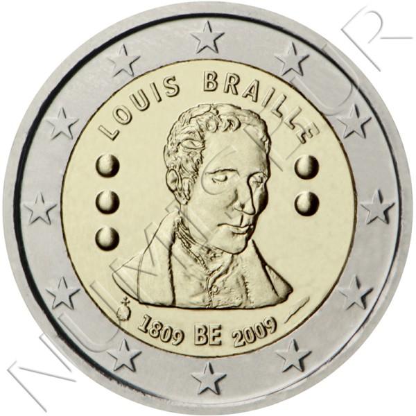 2€ BELGIUM 2010 - Presidency of the European Union