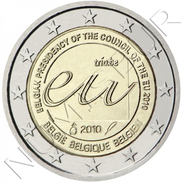 2€ BELGIUM 2010 - Belgian Presidency of the EU Council