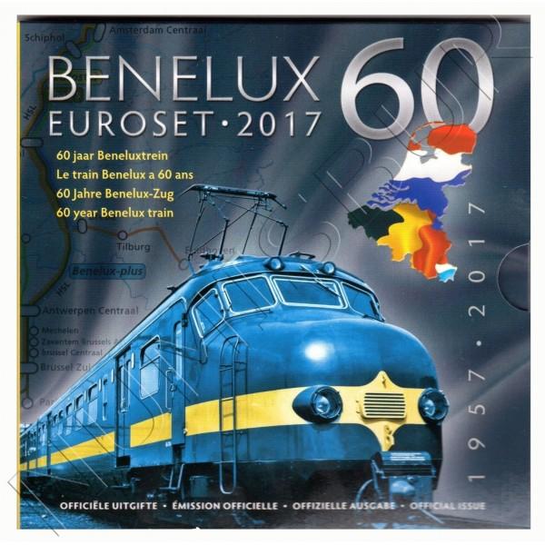 Euroset BENELUX 2017 - 60 años del tren