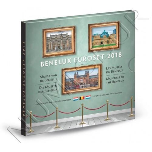 Euroset BENELUX 2018 - Los museos
