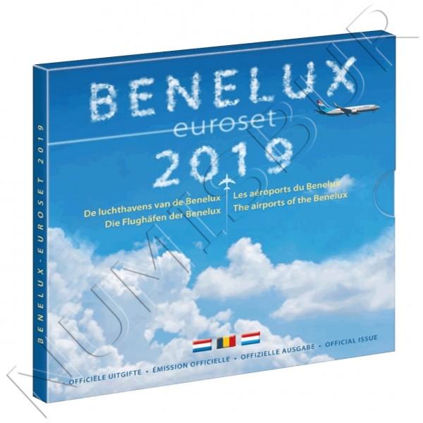 Euroset BENELUX 2019 - Airports