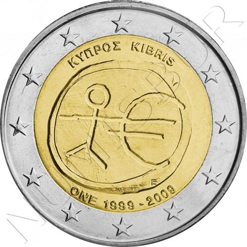 2€ CYPRUS 2009 - EMU