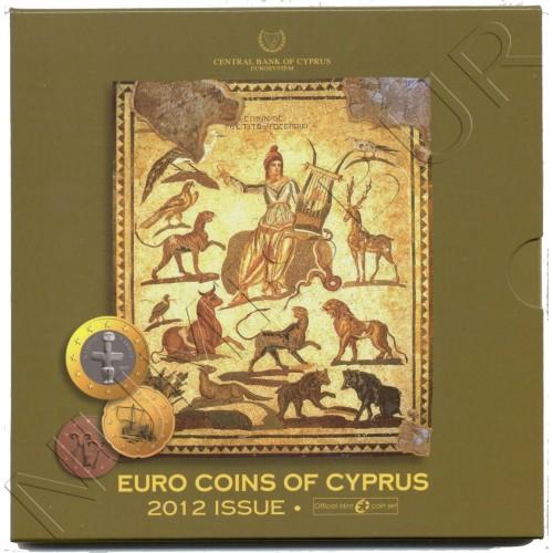 Euroset CHIPRE 2012 - BU