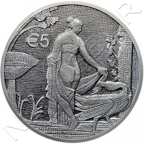 5€ CYPRUS 2020 - Leda and the swan