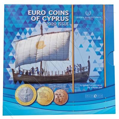Euroset CYPRUS 2020 - Kyrenia Ship BU