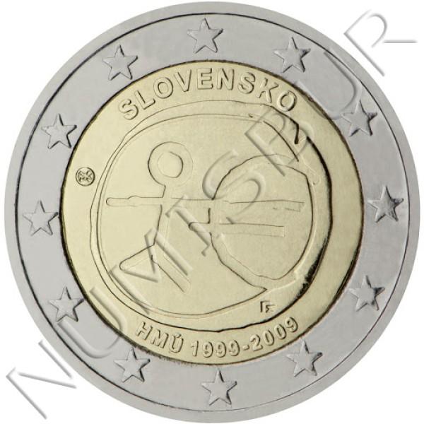 2€ SLOVAKIA 2009 - EMU