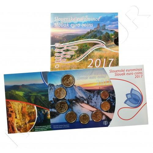 Euroset ESLOVAQUIA 2017 - BU