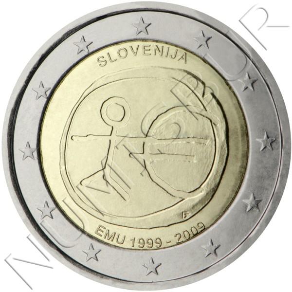 2€ ESLOVENIA 2009 - EMU