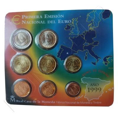 Euroset SPAIN 1999 - UNC